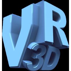 3D VR Test
